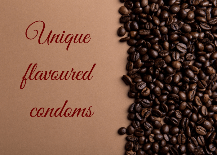 What are the most unique flavoured condoms in india?