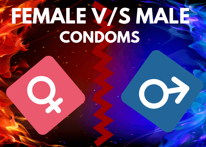 Female Condoms Vs Male Condoms
