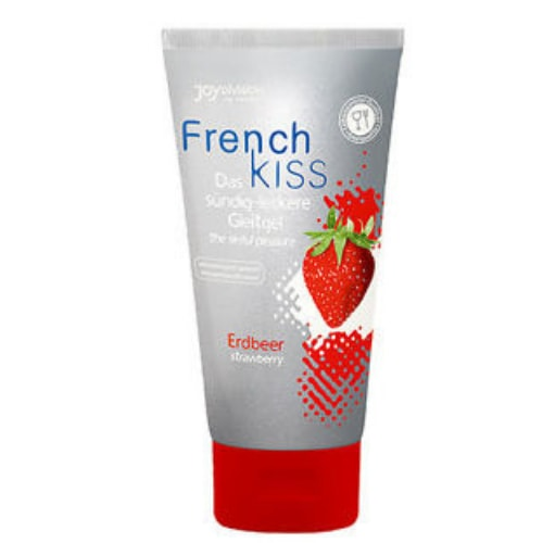 Joy Division French Kiss Strawberry Lubricant 75ml