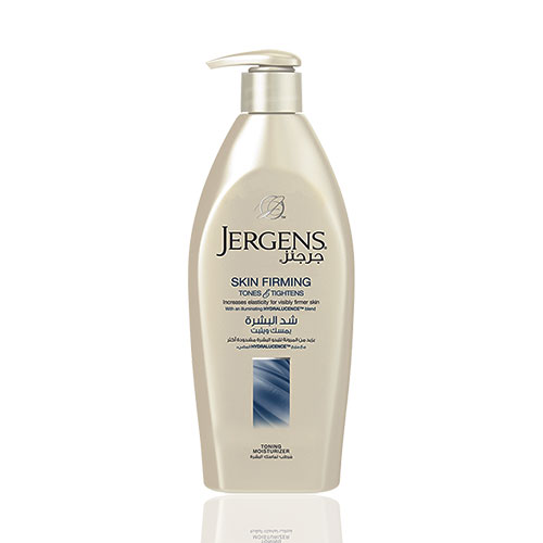 Jergens Skin Firming Tones & Tightens Toning Moisturizer Body Lotion - 200ml