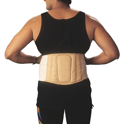 Back pain belt (x-large) omtex