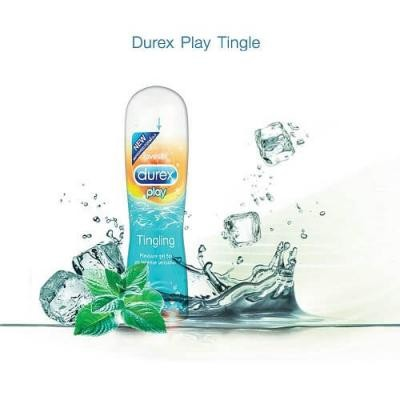 Durex play tingling flavoured lubes 50 ml