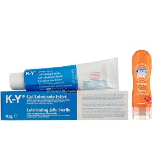 Ky jelly- massage 2in1