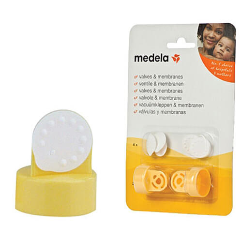 Medela - valves and membranes