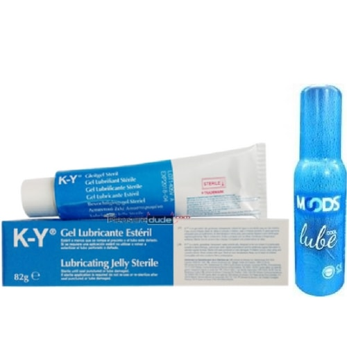 Moods cool lube - ky lubricating jelly
