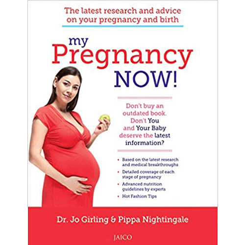 My Pregnancy Now! by Dr. Jo Girling and Pippa Nightingale