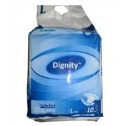 Romsons dignity large adult diapers (10/pack)