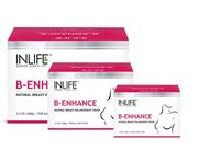 Inlife natural breast enlargement cream (100g) -pack of 3