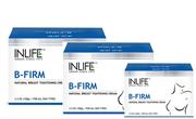 Inlife natural breast firming and tightening cream (100g)-pack of 3