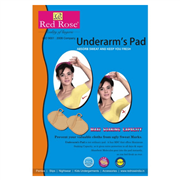 Reusable under arms pad - pack of 4 pairs